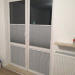 Plisy okno wykonanie